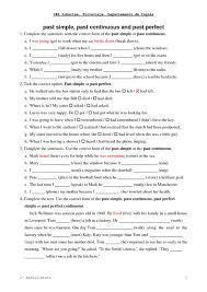 esl past perfect tense worksheets 132 free esl past perfect