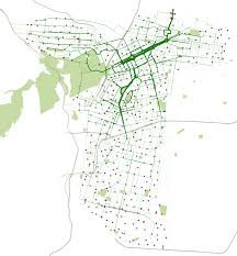 Map Mexico City by How Mexico City Does Bikeshare Suprageography