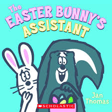easter bunny books the easter bunny s assistant by jan scholastic