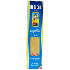 capellini no 9 by de cecco from italy buy pasta and rice and