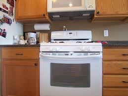 1990s Kitchen by Yes You Can Paint Your Oak Kitchen Cabinets Home Staging In