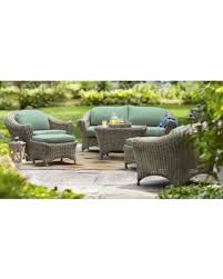 Outdoor Furniture Martha Stewart by Deal Alert Martha Stewart Living Lake Adela Weathered Grey 6