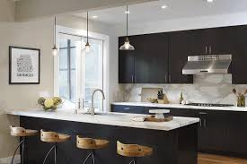 black gloss kitchen ideas black kitchen cupboards white gloss kitchen counter exposed brick