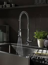 Commercial Style Kitchen Faucet Best Industrial Style Kitchen Faucet