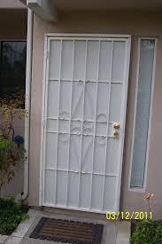 glass security doors aluminum security door btca info examples doors designs ideas
