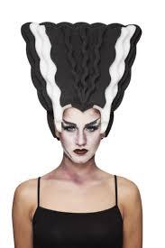 wigs at spirit halloween store best 25 bride of frankenstein wig ideas on pinterest