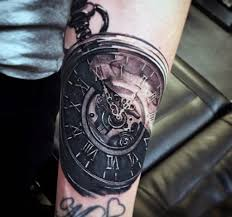 hand tattoo designs for guys 80 clock tattoo designs for men timeless ink ideas in clock tattoo