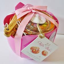 Baking Gift Basket Pink Baking Mix Gift Set Katie Bakes