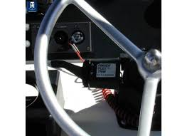 fingerflex steering trim th marine