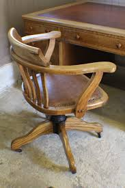 Antique Captains Chair Oak Desk Chair U2013 Coredesign Interiors