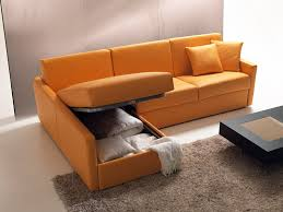 chaise sofa bed with storage chaise sofa sleeper with storage tourdecarroll com regarding bed