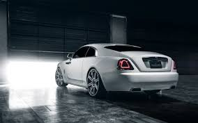 luxury rolls royce hd background rolls royce wraith white rear view sports car luxury