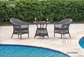 rattan chairs with table bistro set rattan wicker patio furniture