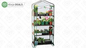 this 24 greenhouse can fit on your apartment balcony