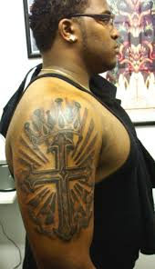 tattoo cross rays crown tattoos and designs page 43