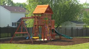 outdoor playset installation and safety tips youtube