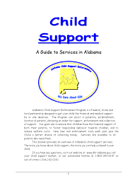 Child Support Contract Template Voluntary Child Support Agreement Form 2 Free Templates In Pdf