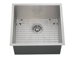 Kitchen Sink Set by 2321s Rectangular Stainless Steel Utility Sink