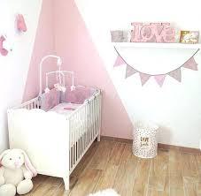 decoration chambre de bébé decoration chambre deco chambre bebe fille gris