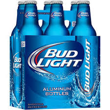 bud light 8 pack bud light beer 16 oz 6 pack walmart com