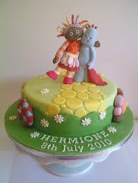 in the night garden cake by cakeycake cakesdecor com cake