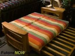 futon loveseat split mattress youtube