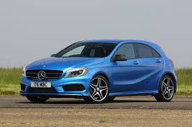 mercedes a class second mercedes a class was a radical change it a great second