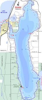 map of michigan lakes elk lake map antrim county michigan fishing michigan