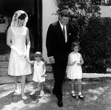 john f kennedy children jfk and jackie family after mass jackie pinterest john