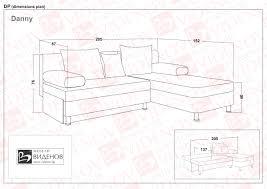 corner sofas dimensions memsaheb net