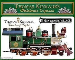 express by kinkade collection on ebay