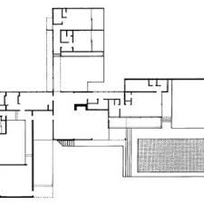 Kaufmann Desert House Floor Plan M Classic Kaufman House Richard Neutra