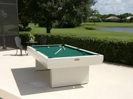 Outdoor Pool Tables 1000 series outdoor pool table