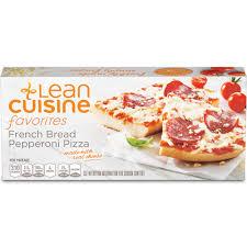 cuisine pizza our menu lean cuisine
