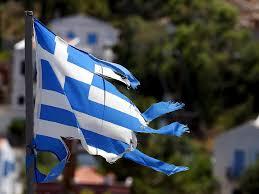 Greece Flag Colors Greece Bailout Deadline Business Insider