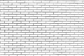 home design brick wall black and white drawing cabin hall the