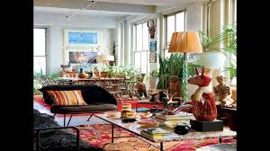 eclectic decor rustic living room with eclectic decor themes with