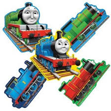 Thomas The Train Table And Chair Set Thomas The Train Party Favors Ebay