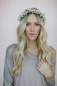 white flower headband best 25 wedding flower headbands ideas on flower girl