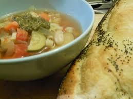 garden vegetable pesto soup dunneiv org