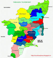 India Maps by Maps Update 640466 South India Map With Tourist Places U2013 List Of