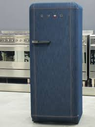 chillin u0027 in denim the smeg fab28 jeans refrigerator