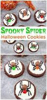 spooky halloween lettering spooky spider cookies beauty through imperfection