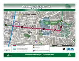 Charlotte Map Gold Line U003e Gold Line Documents