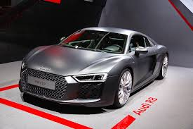 Audi R8 Diesel - audi r8 the most powerful fastest production audi ever stuns at