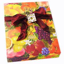 organic fruit gift baskets california s organic gift basket 6 lbs of dried fruit nuts