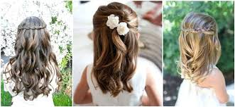 flower girl hair decorating flower girl hairstyles hairstyle tatto inspiration