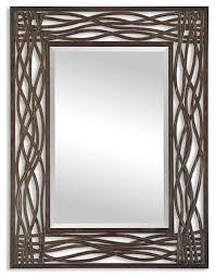 Metal Framed Mirrors Bathroom Large Metal Framed Mirrors Metal Framed Mirror Metal Bathroom