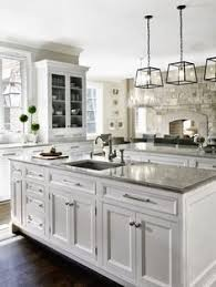 beautiful white kitchen by oxford development carrara marble