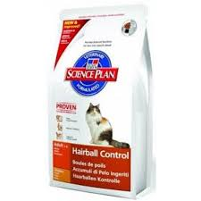 hills science diet hairball control cat food 5kg only